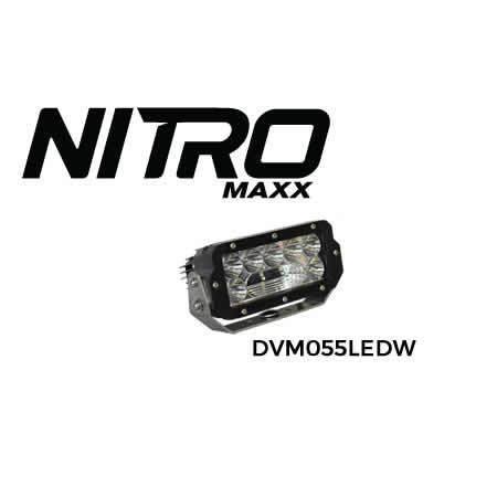 NITRO Maxx LED Light bar DVM05LEDW