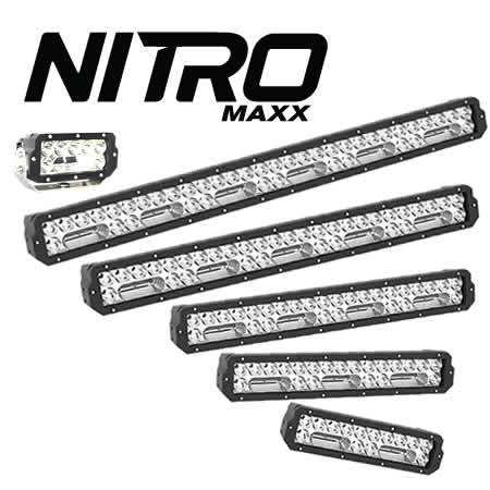 NITRO Maxx LED Light bar Best LED Lightbar