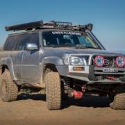 Nissan Patrol Safari installed with Nitro Maxx Led Lights Best LED Driving Lights & Light Bars in Australia
